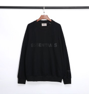 Spring Couple Tide Brand Casual All-match Round Neck Long-sleeved Sweater