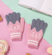 Lovely Thick Warm Soft Wool Gloves