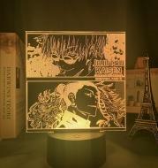 Photo Custom Creative Table Lamp Luminous Usb Rechargeable Bedside Lamp 3d Night Light