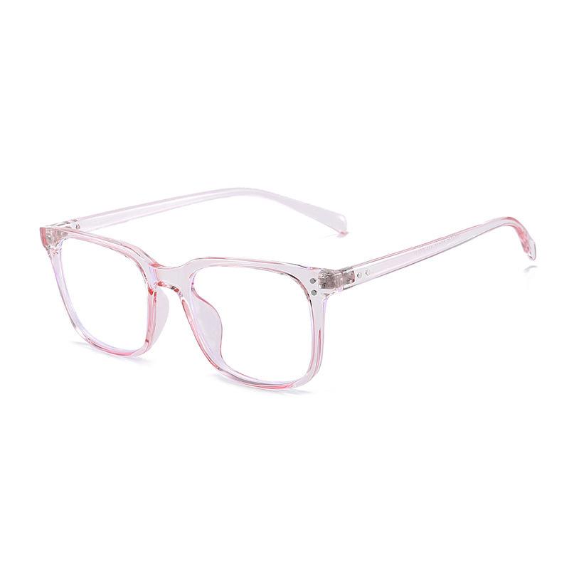 Anti Blue Light Blocking Square Glasses 56521 25