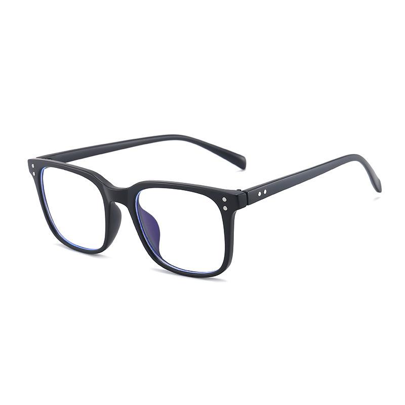 Anti Blue Light Blocking Square Glasses 56521 26