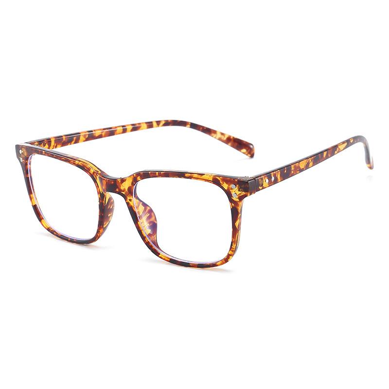 Anti Blue Light Blocking Square Glasses 56521 27