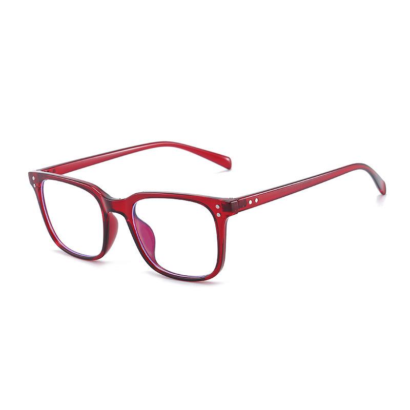 Anti Blue Light Blocking Square Glasses 56521 29