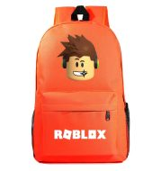 Foreign Trade Hot-Selling Popular Game Roblox Young Middle School Student Schoolbag Men And Women Leisure Backpack