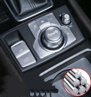 Electronic Hand Brake Automatic Parking Button Paste