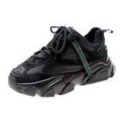 Daddy Shoes Ins New All-Match Thick-Soled Sports Shoes, Internally Increased Women'S Shoes