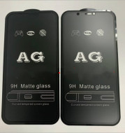 IPhone Full Screen Matte Anti-violet Steel Film