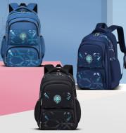 Student Korean Leisure Side Refrigerator-style Student Schoolbag