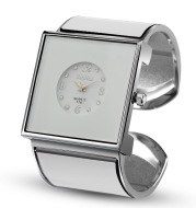 Factory Direct Wholesale Hot Style Bracelet Watch Women Korean Fashion Retro Casual Watch Square Watch Women