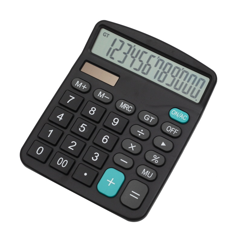 Financial M28 Twelve-Digit Big Screen Calculator