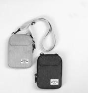 Casual Diagonal Backpack Men's Bag