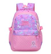 New Style Children's School Bag Korean Girl Load-Reducing Backpack