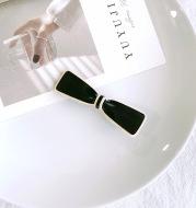 Bow Hairpin Duckbill Clip Korean Hair Accessories