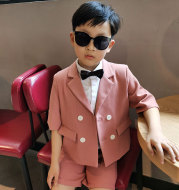 Children'S Clothing Boys' And Girls' Suits And Two-Piece Casual Costumes