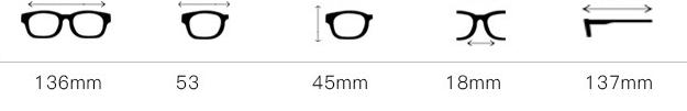 Light weight Cat Eye Blue Light Computer Glasses 14