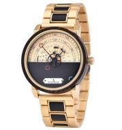 Watch Automatic Wooden Mechanical Men's Watch Wooden Watch Wooden Hand Mounted Waterproof Christmas Gift Watch