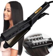 U.S. Standard Non-injury Hair Straightener Steam Hair Straightener Splint