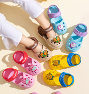 New Cute Cartoon Unicorn Dinosaur Wholesale Children Sandals For Boys And Girls