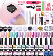 Manicure Sets, UV Phototherapy Nail Polish