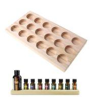 Doterui Essential Oil Box Pine Essential Oil Display Stand Custom Wooden Box
