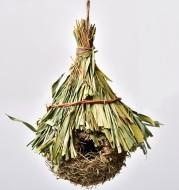 Hand-knitted Goods Creative Gardening Decoration Pet Bird's Nest