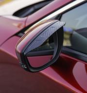 Applicable to 20 Next-generation Mazda 3 Angkesaila cx-30 Rearview Mirror Rain Eyebrow Mirror Rain Shield Modification
