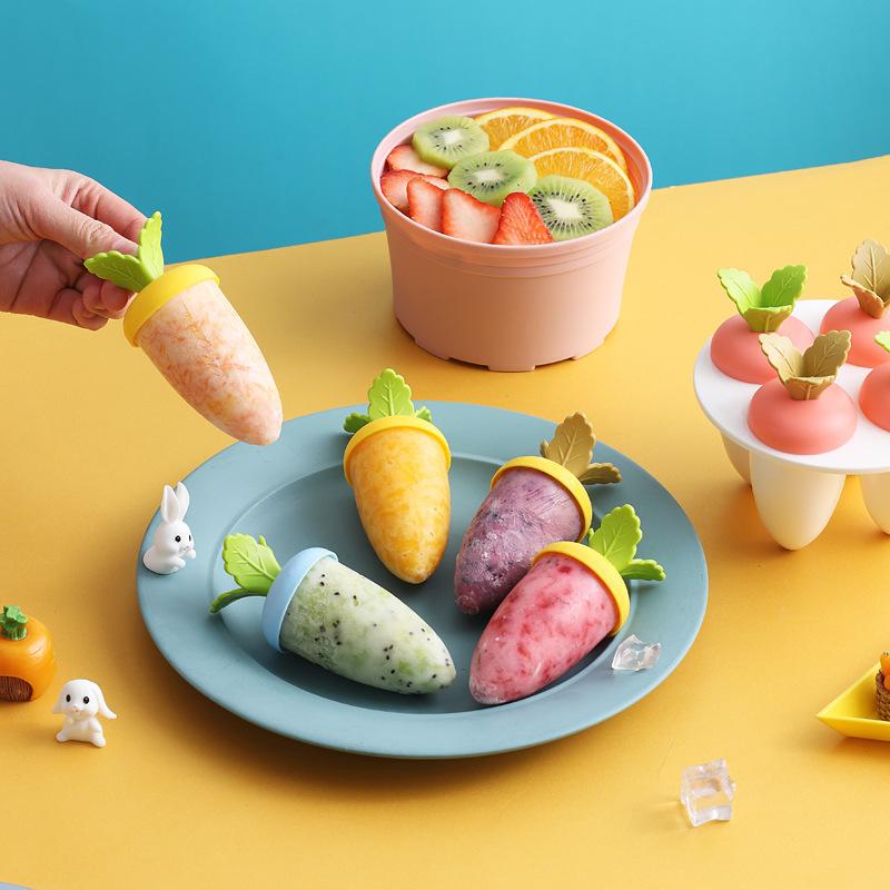 DIY Homemade Ice Cream Mold