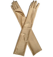 Summer Sunblock Gloves Women'S Long Evening Dress Performance Accessorized With Thin Stretch Driving Uv Gloves