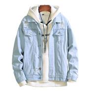 Retro Workwear Casual Jacket