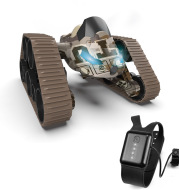 Cross-Border New Product Drone, Tank And Plane Two-In-One Deformed 2.4G Four-Axis Aerial Camera
