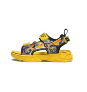 2021 Summer Children'S Soft-Soled Sandals, Big Children'S Fashion Beach Shoes, Lightweight Boys' Student Shoes, One Drop-Off