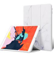 2020 Applicable Ipad10.2 Air2 Flat Protective Cover 9.7pro11 10.5 Silicone Tri-fold Mini4
