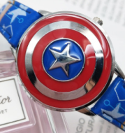 New Products Children's Watch Anime Cartoon Boys Girls Student Watches