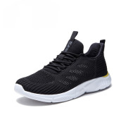 Camel Mesh Breathable Sneakers Net Shoes New Flying Woven Running Shoes