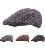 Men's Creative Cotton Simple Beret