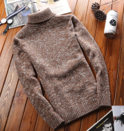 Fashion Casual Slim Fit Sweater Knit Sweater