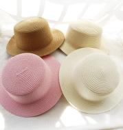Hat Ladies Light Version Summer Foldable Sunscreen Straw Hat Sun Hat Fisherman Hat Outdoor Beach Sun Hat Wholesale