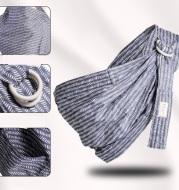 Breathable And Comfortable Horizontal Bag For Newborns