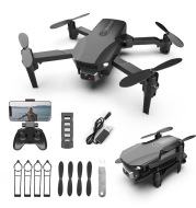 Folding Drone HD 4K Aerial Photography Mini Quadcopter Toy RC Airplane