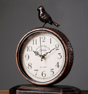 Living Room Creative Ornaments Sitting Clock American Clock