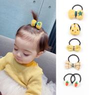 Huang Xiaoniu Baby''s Rubber Band Doesn''t Hurt Her Hair