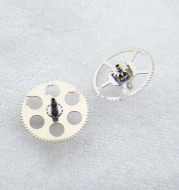 Watch Spare Parts Japan Oriental Double Lion Center Wheel 2Nd Wheel 46941 46943 3A 3 Star Old Double Lion