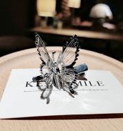 Mori Girl's Moving Butterfly Hairpin Headdress