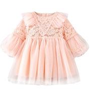 2020 Children''s Autumn New Girl Princess Dress