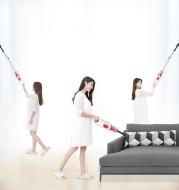 Wireless Vacuum Cleaner Household Handheld Cross-border Large Suction