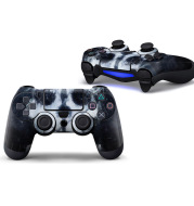 Factory Direct Sale Ps4 Handle Film Ps4 Single Handle Sticker Ps4 Pvc Handle Sticker Can Be Customized Wholesale