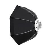 Jiebao Convenient Octagonal Camera Flash Soft Box Baorongkou Soft Boxx