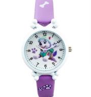 Boys And Girls Waterproof Belt Quartz Watch
