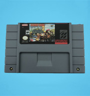 SNES Game SFC Game Card Donkey Kong Country 2 Diddys Kong Quest