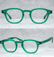 Fashion Retro College Style Trendy Men's And Women's Glasses Frame